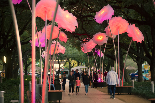 Enchanted Promenade by TILT